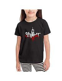 Younter Slipknot Infant Kids Classic Tshirt Black