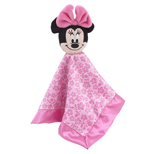 Disney Minnie Mouse Lovey Security Blanket, ()