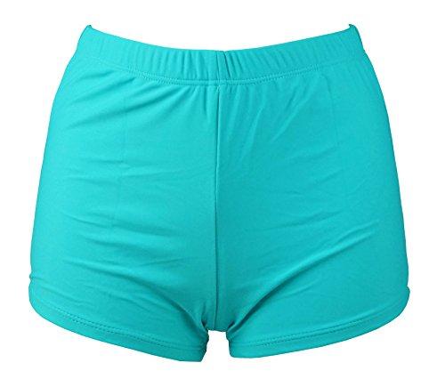 COCOSHIP Womens Solid Bikini Bottom