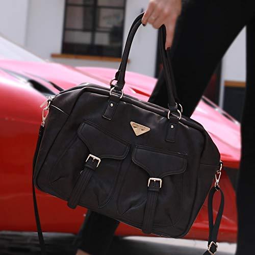MAIDUDU Casual Handbag & Retro Elements Tote Bag & Women's Shoulder Bag with Large Capacity for Laptop