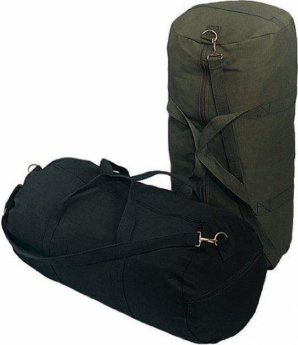 Canvas 24 Inch Shoulder Bag 2224 Color Olive Drab