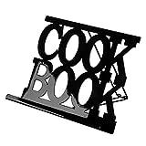 Premier Housewares Cookbook Stand - Black