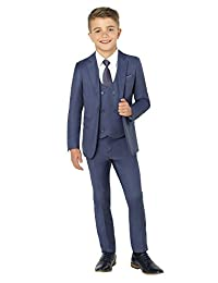 Paisley of London, Ford Slim Fit Suit, Boys Formal Prom Suit, X-Large - 20