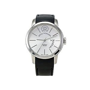 REVUE THOMMEN Men's 105.01.01 Metro Lifestyle Analog Display Swiss Automatic Black Watch