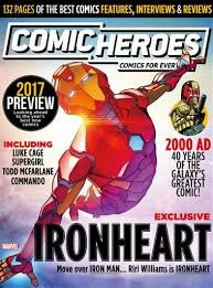 Comic Heroes Issue 30 pdf epub