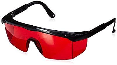 Johnson Level & Tool 40-6842 Enhancement Glasses, Red