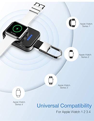 Amazon.com: Cable de carga inalámbrico portátil compatible ...
