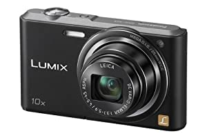 Panasonic Lumix DMC-SZ3 16.1 MP Compact Digital Camera with 20x Intelligent Zoom