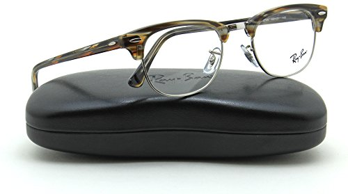 Ray-Ban RX5154 5749 Unisex Clubmaster Eyeglasses RX - able Frame, - Clubmaster Eyeglasses Prescription Ban Ray
