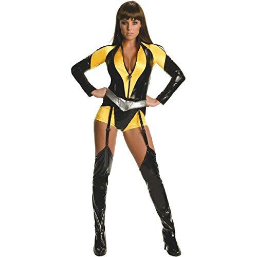 Silk Spectre Costume Adult The Watchmen Fancy Dress -