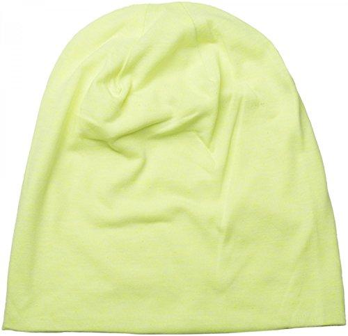 Et Slouch Bonnet Long 04024018 Unisexe Stylebreaker Hat Pomme Vert Chiné Doux Léger Beanie Classic p5wq1X