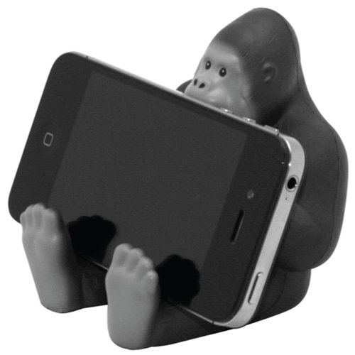 Gorilla Stress Toy Phone Holder