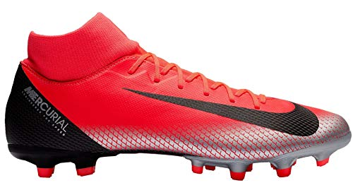pretty nice 4dfb0 cc579 Nike Superfly 6 Academy CR7 FG MG Mens Football Boots AJ3541 Soccer Cleats  (UK