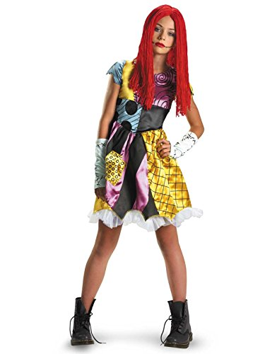 Disguise Costumes Sally Tween Costume, Medium 7/8]()