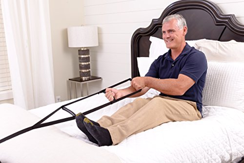Stander bedcaddie sit up in bed support assist handle for Beds that sit up