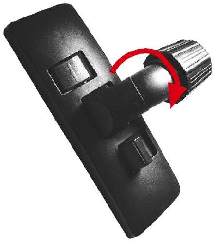 TopFilter 85000, brosse à pédale combinée standard deux positions base en métal et adaptateur universel brosse à pédale combinée standard deux positions base en métal et adaptateur universel FACKELMANN brosse aspirateur laver