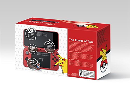 Nintendo New 2DS XL - Poke Ball Edition