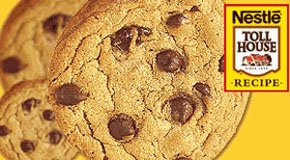 Nestle Toll House Chocolate Chip Cookies, 1.46 oz., (240 per case) by Toll House