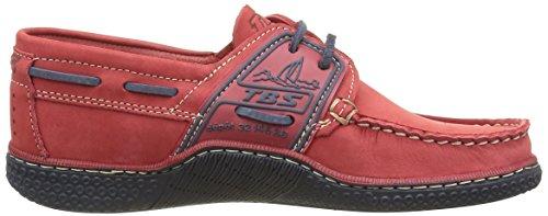 Globek D8b56 Bateau Rouge rouge Encre Chaussures Tbs Homme znqECdvwE0
