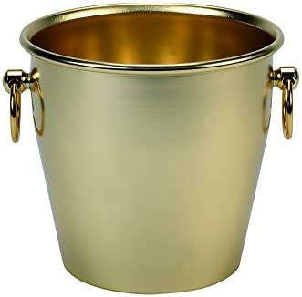 Pentole Agnelli Champagner Eimer Gold