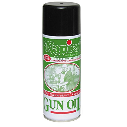 300ml Gun Oil Aerosol Spray with VP90 Corrosion Inhibitor