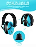 Mpow Kids Ear Protection 2 Pack, NRR 25dB Noise