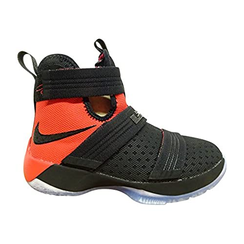 87ce5421277c well-wreapped Nike Lebron Soldier 10 (GS) Hi Top Basketball Trainers 845121  Sneakers