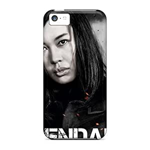 For Iphone 5c Premium Tpu Case Cover Yu Nan In The Expendables 2 Protective Case