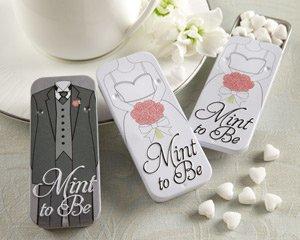 Wedding Bouquet Mint Tin - Kate Aspen 19014WT