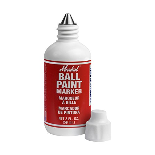 Markal Ball Paint Marker with 1/8