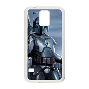 samsung galaxy s5 White Star Wars phone case cell phone cases&Gift Holiday&Christmas Gifts NVFL7N8825605