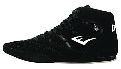 Everlast Boxing, Botas de Boxeo Bajas Unisex, Negro, 38 EU: Amazon.es: Zapatos y complementos