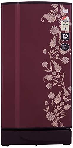 Godrej 190 L 3 Star   2019   Direct Cool Single Door Refrigerator  RD 1903 PT 3.2, Scarlet Dremin