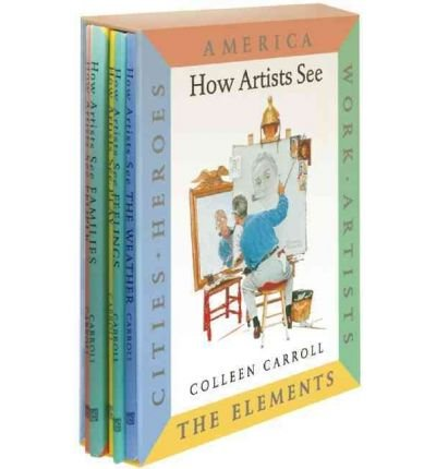 "Download [(How Artists See: ""Animals"" , ""People"" , ""Families"" , ""Play"" , ""Feelings"" , ""Weather"" Set A )] [Author: Colleen Carroll] [Jul-2008] pdf"