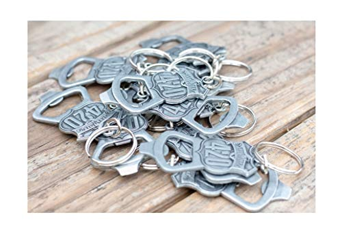Sweetwater Brewing Bottle Opener Keychain 420