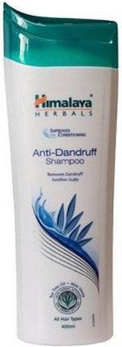 Himalaya HERBALS Anti-dandruff Shampoo 400ml with Tea Tree and Aloe Vera