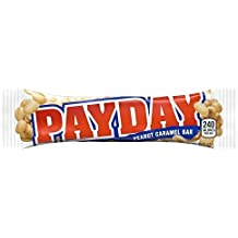 PAYDAY Peanut Caramel Candy Bar (Pack of 24)