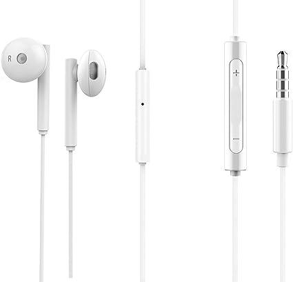 Originale Huawei Bianco Cuffia Am115 Headset Stereo Inear Per Huawei P20 P20 Lite P20 Pro P20