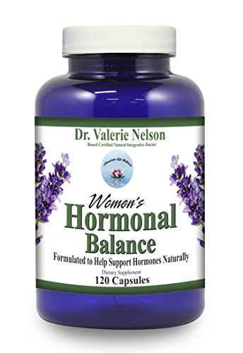 Woman's Menopause & PMS Support for Hot Flashes with Black Cohosh, Red Clover, Wild Yam & Don Quai by Dr. Valerie Nelson - 2 Month Supply