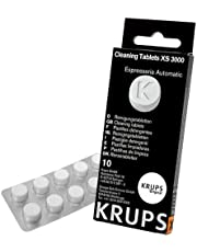 KRUPS XS3000 Cleaning Tablets for KRUPS Fully Automatic Machines For Fully Automatic Machines EA82 And EA9000