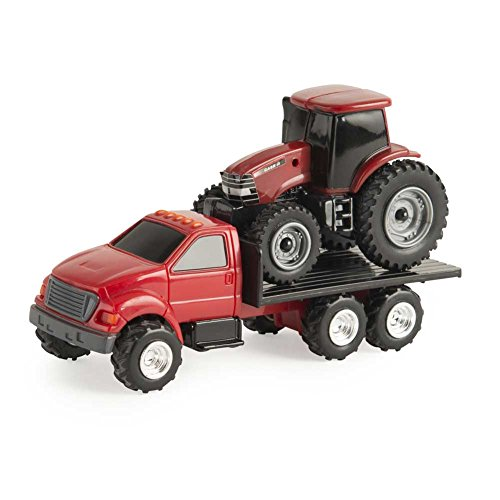 Case Ertl Truck (1/64 Truck with Case IH Tractor Collect N Play)