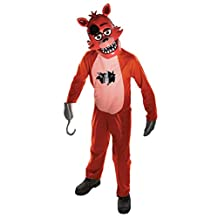 Rubies Costume Kids Five Nights at Freddy's Foxy Costume, Large
