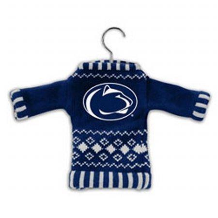 Penn St Knit Sweater Ornaments - Set Of ()