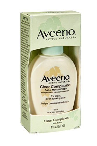 Aveeno Active Naturals Clear Complexion Oil-Free Daily Moisturizer