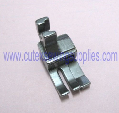 Cutex (TM) Brand Compensating Top Stitch Presser Foot for Low Shank Home Sewing Machines (5.0mm)