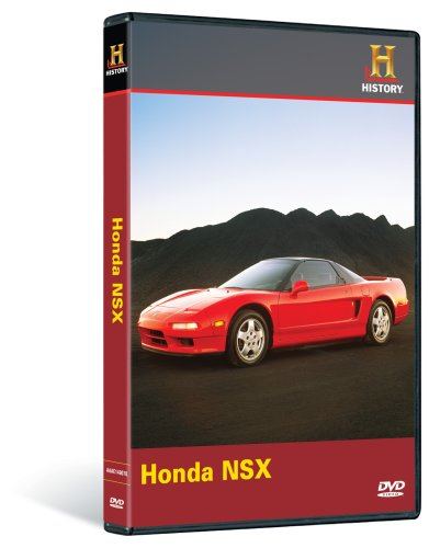 Automobiles: Honda-NSX