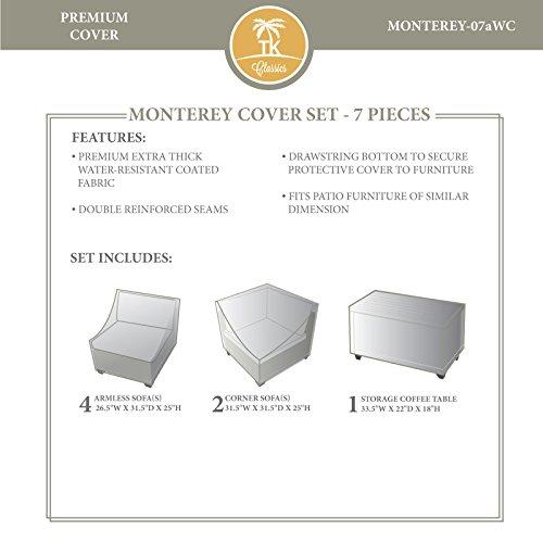 TK Classics Monterey Winter Cover Set 07aWC by TK Classics