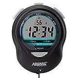 MARATHON ST083013 Adanac Digital Glow Stopwatch Timer - Battery Included ...