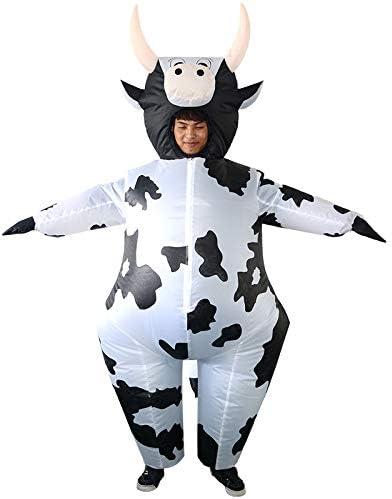 Juguetes creativos Halloween Navidad Vaca Cosplay Vestir Inflables ...