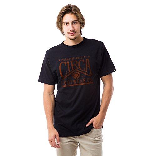 Camiseta Basica C1Rca Vigore - Preto - Gg